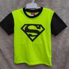 Kaos anak laki -laki 3 tahun
