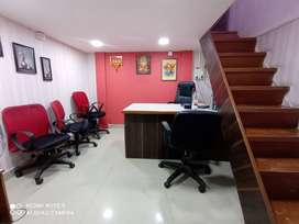 Lavish office space available for rent