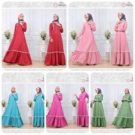 Gamis Dress Azizah - Oribelle