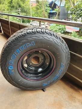 New tayare and off road disk 5pcs