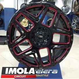 Peleg Mewah Mobil Livina Avanza Ring 16 Baut 4x100 dan 4x114,3 HSR