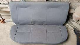 Toyota succeed original back sofa seat available for sale