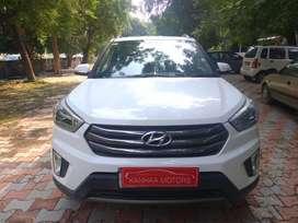 Hyundai Creta 1.6 SX Plus Auto, 2018, CNG & Hybrids