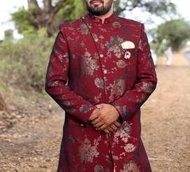 Indo western for men