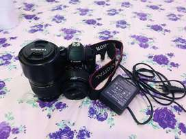 Canon 650D with 2 lens