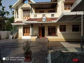 House for rent at Aluva Desom Kunnumpuram