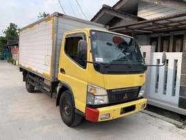 Colt Diesel Engkel Long Antik FE71 2013 mitsubishi truk box almunium