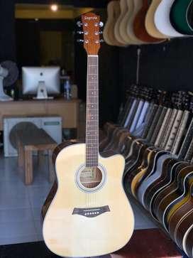 Gitar akustik segovia pabrikan import