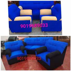 NEW BRANDED SOFA SET FACTORY OUTLET