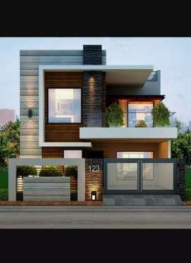 Duplex villa in apartment rate near Rajanagaram