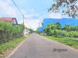 861m Tanah Lingkungan Rumah Mewah dan Kost kos an, Jl. Kaliurang Km 7