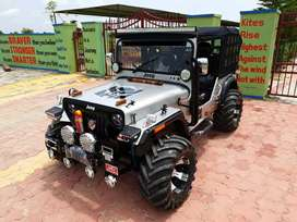 Best quality jeep ready on order
