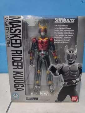 SHF Kamen Rider Kuuga Mighty Form New Bandai