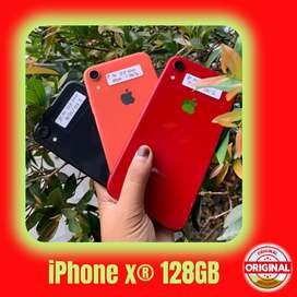 SECOND IPHONE XR 128 GB EKS INTER - FULLSET