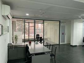 Office space mall road available