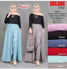 Deluxe pants layer