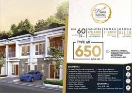 Diskon 50jt gratis biaya2: Cluster minimalis Modern kota Bandung