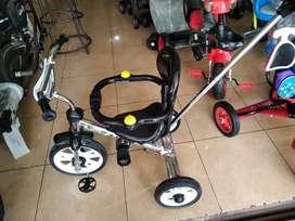 Sepeda roda tiga safari