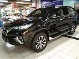 Fortuner VRZ 2.4 Matic 2016 Diesel istimewah
