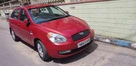 Hyundai Verna XXi ABS, 2009, Petrol