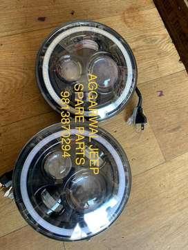 Led head lamps