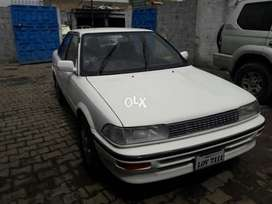 Corolla 1988 model petrol & CNG, full colour...