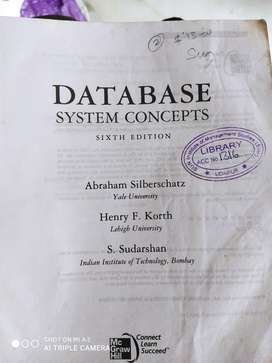 Database system concepts 6th edition