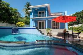 Available Villas and Apartments vacation rentals Goa