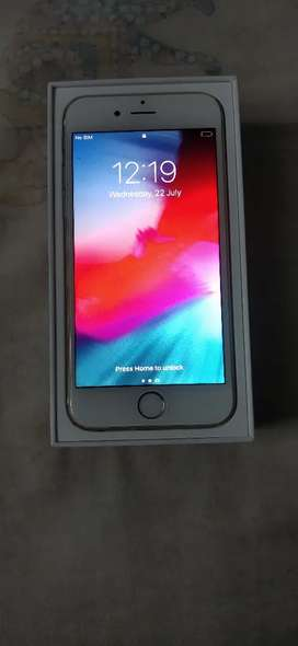 Brand New condition IPhone 6=32gb=13000-/