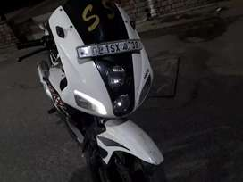 Hero karizma zmr v2 model 2014 with all the complete documents !!