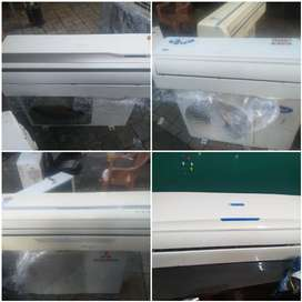 All type of used Air Conditioner for sale with warranty & Installation