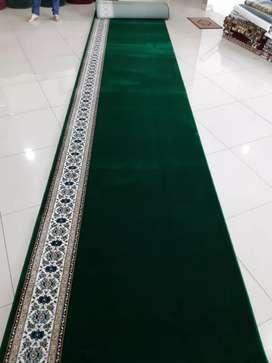 Jual karpet masjid empuk pasang Sukabumi kab