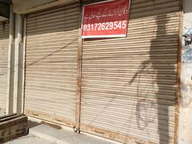 Shop available for rent North Karachi 5B-2