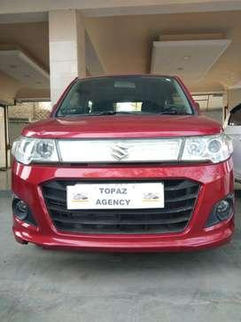 Maruti Suzuki Wagon R LXI BS IV, 2015, Petrol