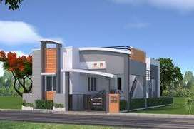 North Facing, New Houses Are Available At Hitech City