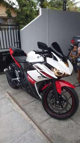 Yamaha R 25 Tahun 2016