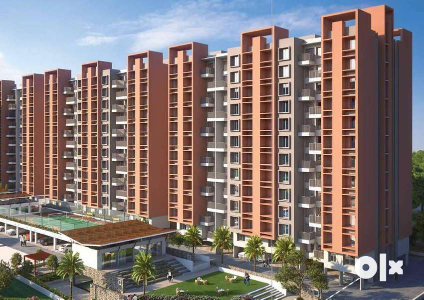 Book Prime Location 2BHK Apartment at Austin County Wakad