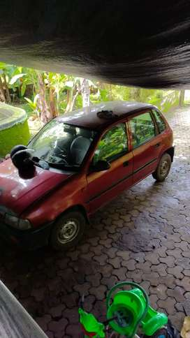 Maruti Suzuki 1000 2003 Petrol Good Condition