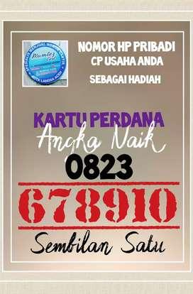 Nomor Naik 678910