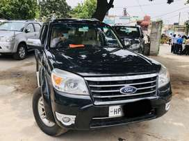 Ford Endeavour 2003-2013 3.0L 4X4 AT, 2011, Diesel