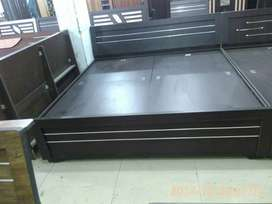 Brand New Steel Patti Double Bed