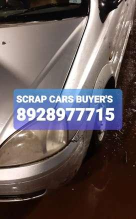 DEAD rusted/ SCRAP CARS BUYER'S