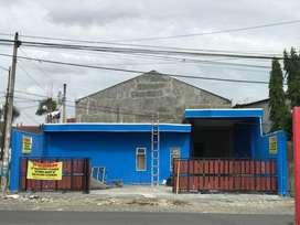 Disewakan Gudang 3000m di Yogyakarta, Wingbox dan Kontainer Masuk