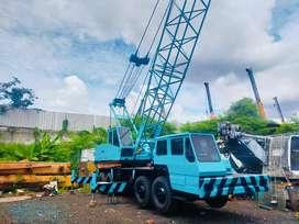 IHI Crane Rangka Mobile 35 Ton