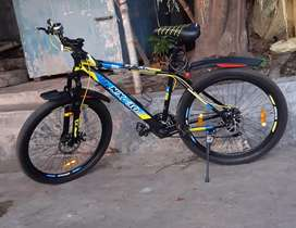 Tata nx 30 new condition cycle 4 month old 21gear dual disc brake