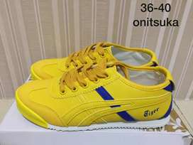 Sepatu asic tiger onitsuka cewek import 36-40