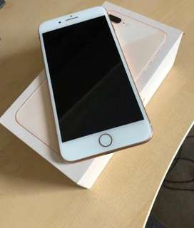 iphone 8 GOLD Colour scratchless