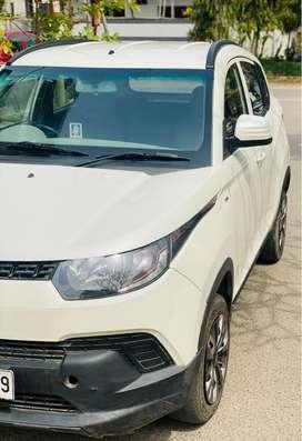 Mahindra KUV 100 2016-2017 mFALCON D75 K4, 2016, Diesel