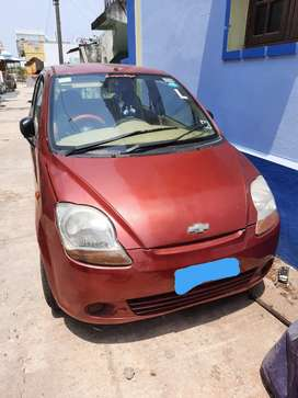 Chevrolet Spark Petrol Well Maintained