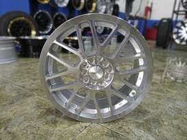 velg akbarrais RAI-S1 HSR Ring 17X75 H10X100-114,3 ET40 SMF